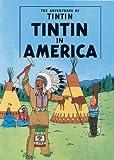 tintin Comics: Tintin in America