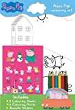 Alligator Books Limited - Lápices de colores Peppa Pig (Peppa Pig ALLI1268PECS)