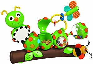 Sassy Izzy Inchworm Interactive Stroller Toy (Discontinued by Manufacturer)