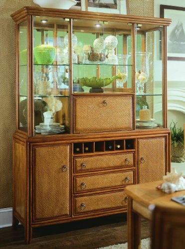 American Drew Antigua Collection China Cabinet