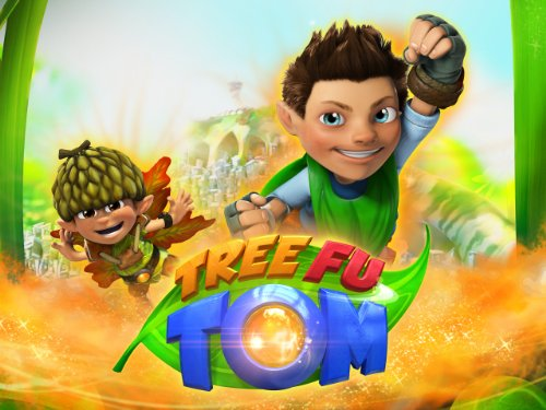 Tree Fu Tom Season 1