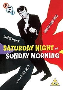 Saturday Night And Sunday Morning [DVD]