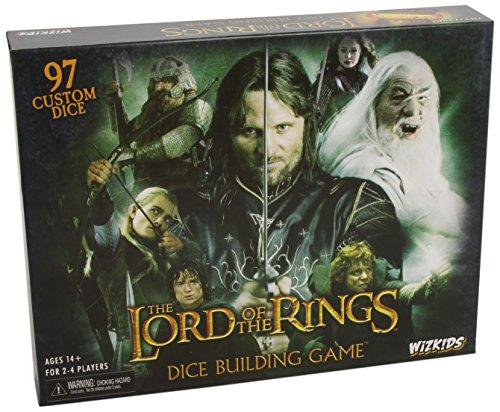 Quarriors LOTR Lord of the Rings - Dice Building Game (Heroclix Lord Of The Rings compare prices)