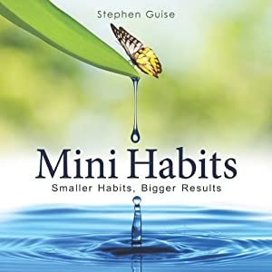 Mini Habits Hörbuch
