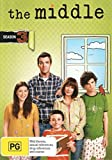 The Middle - Season 3 - DVD (Region 2, 4) (Import) (Complete Third Series)