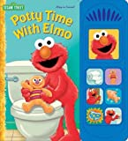 img - for Potty Time with Elmo (Play-A-Sound) by Publications International (June 1, 2007) Board book book / textbook / text book