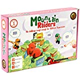 MOUNTAIN RAIDERS Math Addition Learning Board Game for Kids of Grade 1 and Above