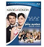 Image de Made of Honor / The Jane Austen Book Club (Two-Pack) [Blu-ray]