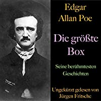 Edgar Allan Poe. Die größte Box Hörbuch