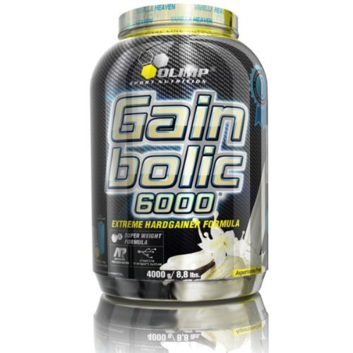 Olimp Sport Nutrition 4Kg Vanilla Gain Bolic 6000 Powder