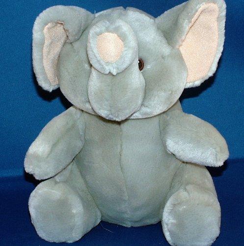 "Stuffed Toy Elephant 9"" - 1"