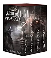 Whill Of Agora: Epic Fantasy Bundle by Michael James Ploof ebook deal