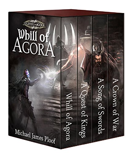 Whill Of Agora Bundle by Michael James Ploof ebook deal