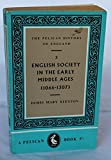 img - for English Society in the early Middle Ages (1066 - 1307). The Pelican History of England Volume 3 book / textbook / text book