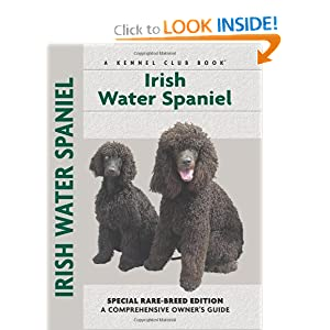 Irish Water Spaniel (Comprehensive Owner's Guide) Marion Hopkins