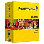 Rosetta Stone V3: German Level 2 with Audio Companion [OLD VERSION]