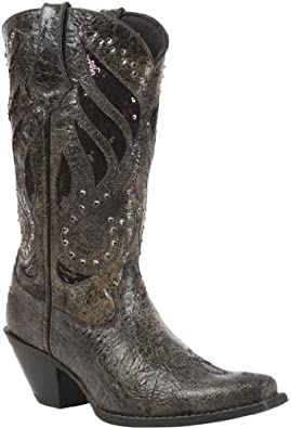 Buy Durango Ladies Crush Bling Western Leather Boot by Durango