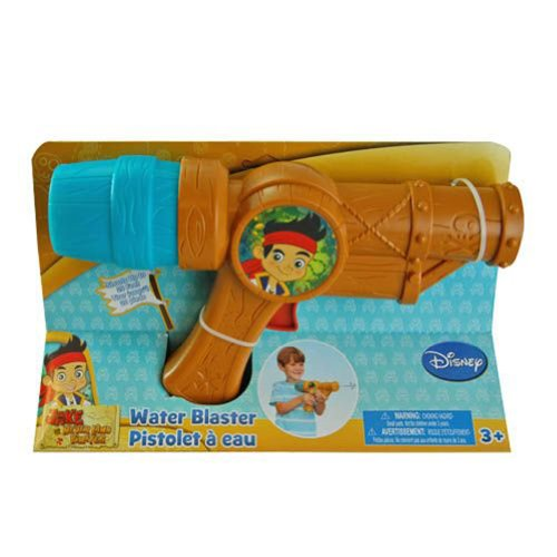 Jake & the Neverland Water Gun with Tank in Wedge Box