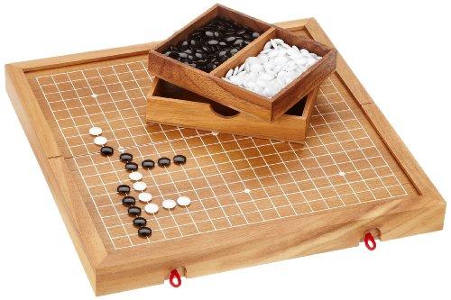 Philos 6320 Go & Go Bang - Juego de estrategia (instrucciones en inglés, 2 jugadores)