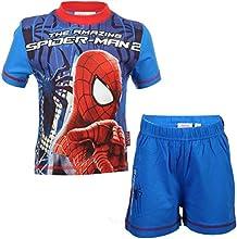 Ensemble 2 pièces Spiderman garçon - Bleu - 2 ans