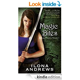 Magic Bites (Kate Daniels Book 1)