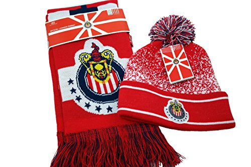 chivas-de-guadalajara-authentic-official-licensed-product-soccer-beanie-scarf-combo-003