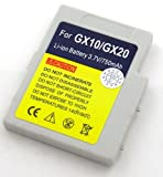 Battery compatible with Sharp GX10, GX10i, GX20