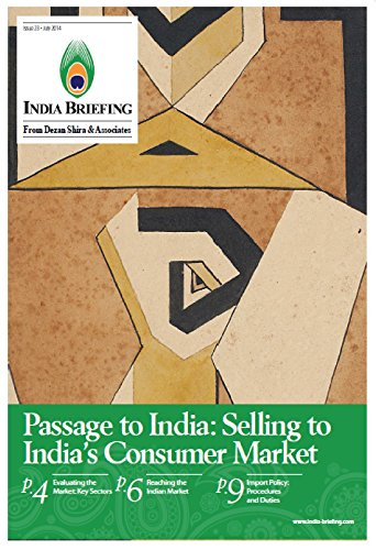 Passage to India: Selling to India's Consumer Market PDF