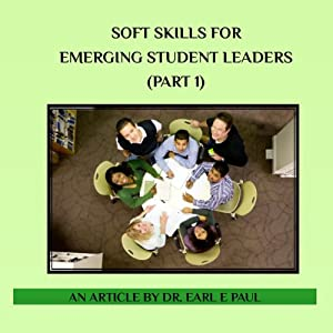 Soft Skills for Emerging Student Leaders Audiobook