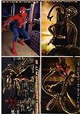 『スパイダーマンvsドクターオクトパス』ポストカード4枚set/エンタメグッズ