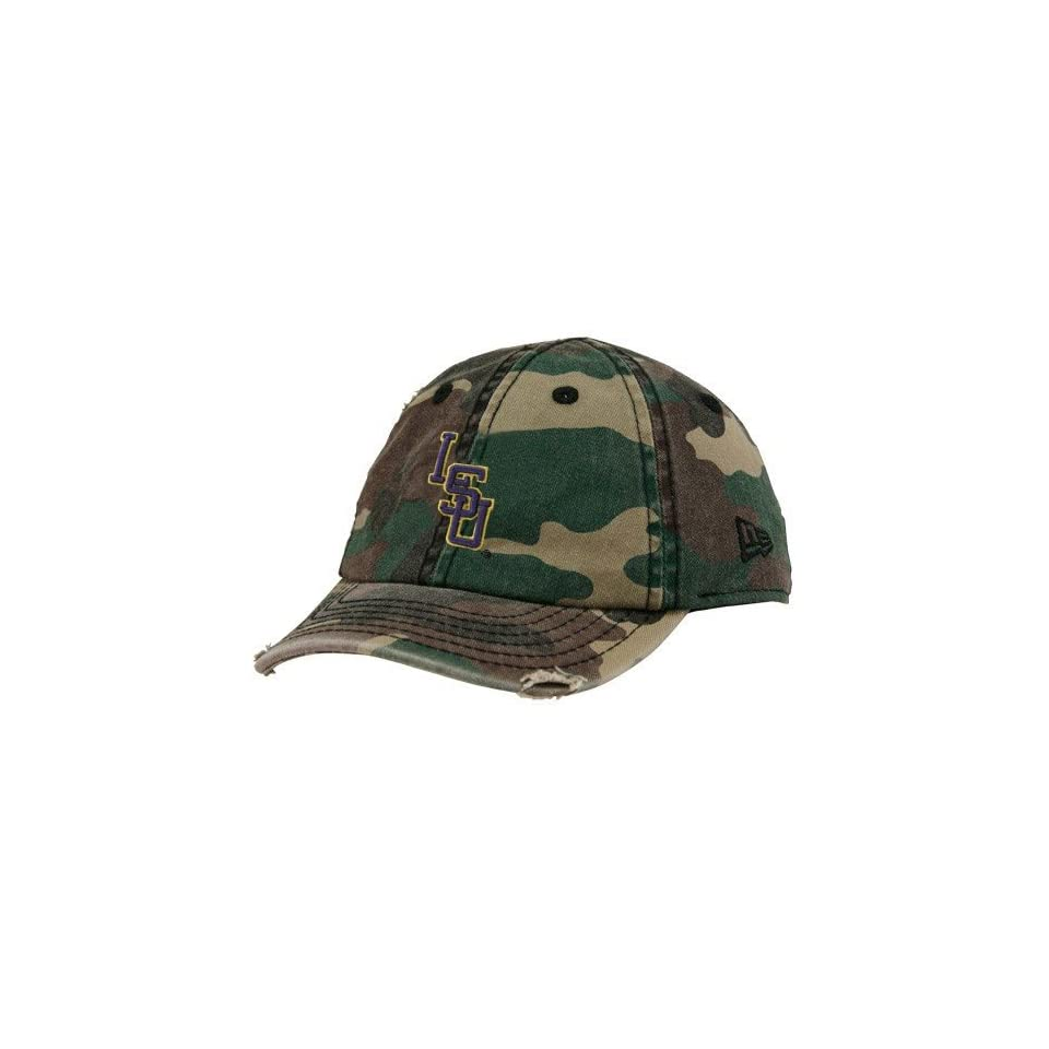 official photos a90b0 25857 ... where to buy new era lsu tigers toddler camo foxhole jr. adjustable  vintage hat 42b5f