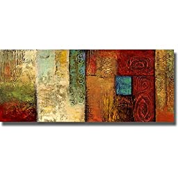 Artistic Home Gallery 2448556S Feeling Lucky By Jared Baxter Oversize Premium Stretched Canvas Wall Art