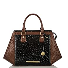 Arden Satchel<br>Papaya Abbot