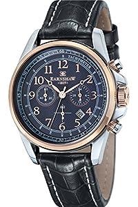 Thomas Earnshaw Reloj Commodore Negro