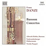 Danzi: Bassoon Concertos