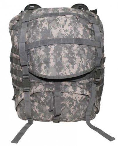 ORIG-US-RUCKSACK-MOLLE-II-light-Military-Army-Armeerucksack-Outdoor-Trekking-BW