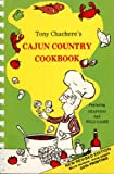 img - for Tony Chachere's Cajun Country Cookbook book / textbook / text book
