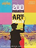 img - for [(200 Projects to Strengthen Your Art Skills )] [Author: Valerie Colston] [Apr-2008] book / textbook / text book