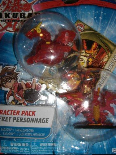 Bakugan Character Pack Neo Dragonoid S2 V1 - Bakugan Style V