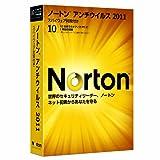Norton AntiVirus 2011 オフィスパック 10PC