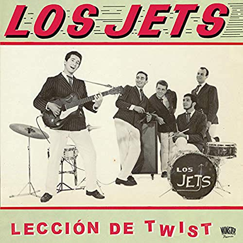 Vinilo : The Jets - Leccion De Twist (With CD, 2 Pack)