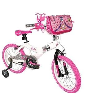 Dynacraft 18 inch BMX Bike - Girls - Barbie