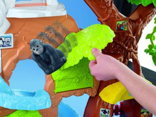 Imagen 8 de Fisher-Price - zoológico función de identificación de animales, incluyendo DVD (Mattel)
