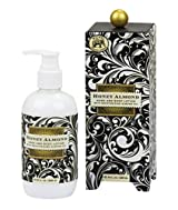 Honey Almond Hand and Body Lotion with Moisturizing Almond Oil
