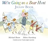 Image of We're Going on a Bear Hunt Jigsaw Book