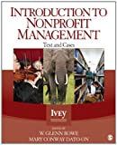 img - for Introduction to Nonprofit Management: Text and Cases (Ivey Casebook) book / textbook / text book