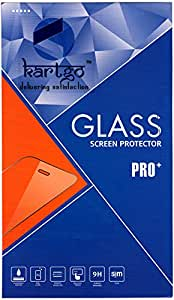 KartGo Pro Tempered Glass Screen Protector for Micromax Canvas Fire 4 (Transparent)
