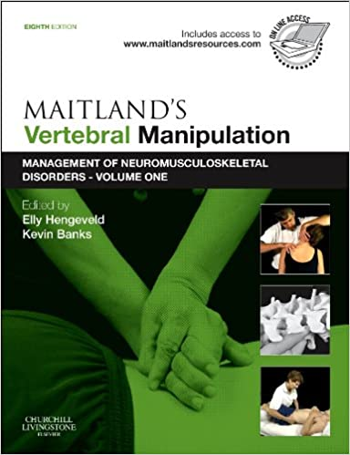 Maitland's vertebral manipulation pdf