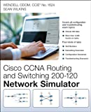 img - for Cisco CCNA Routing and Switching 200-120 Network Simulator book / textbook / text book