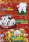 Santa Paws Triple [ the Search for Santa Paws / Santa Paws 2 / Legend of Santa Paws ] [Dvd]